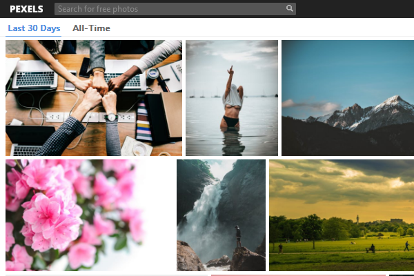 免费图片素材网站大全 设计素材网站 建站资讯 第2张